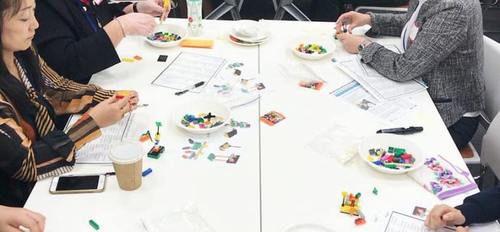 LEGO® Serious Play® ×Management3.0