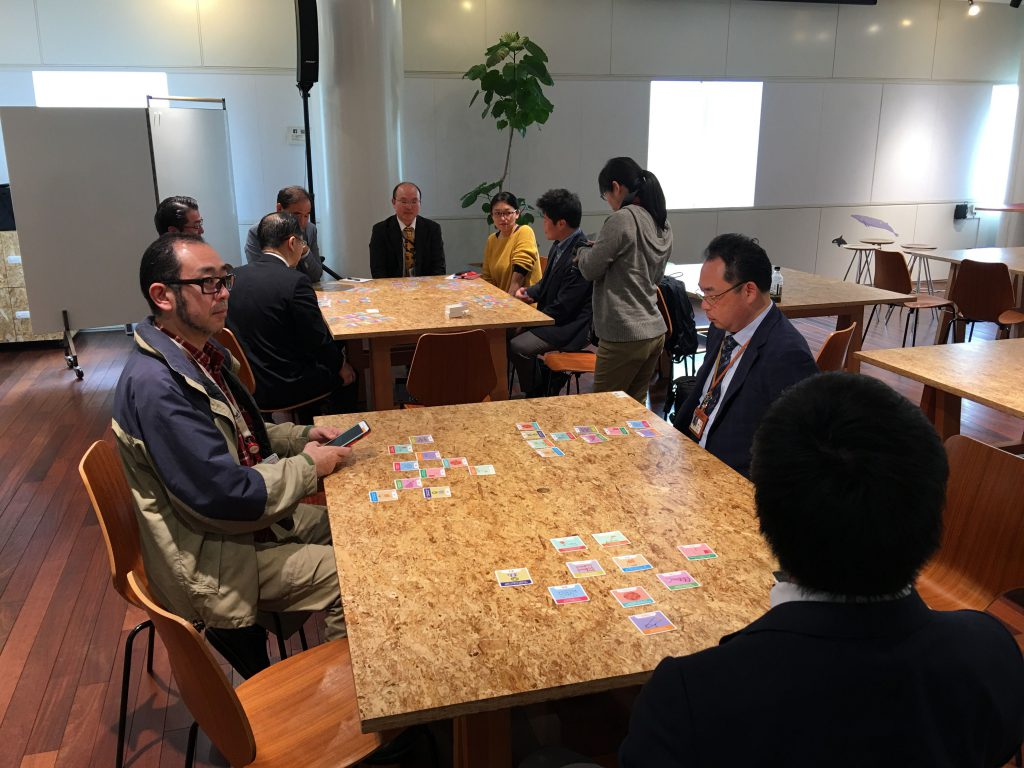 group of people playing moving motivators