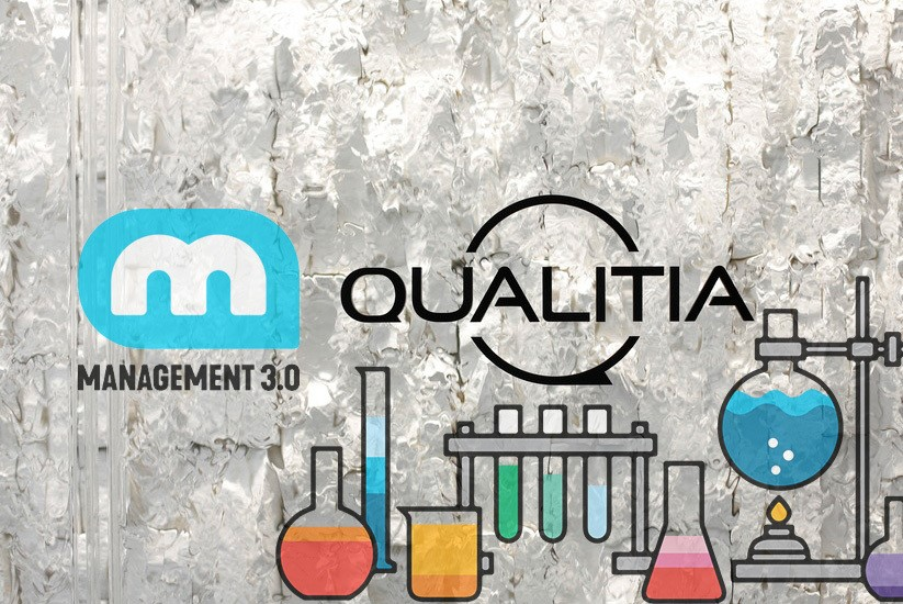 Management 3.0 and Qualitia event banner